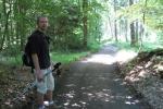 Rheinsteig #2 - ... später ging es dann nur noch durch den Wald.