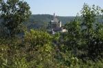 Rheinsteig #8 - Blick auf die Marksburg
