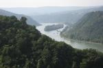 Rheinsteig #12 - Blick rheinaufwärts