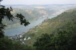 Rheinsteig #12 - Blick nach Kaub