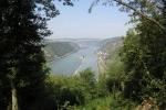 Rheinsteig #12 - Die Pfalz im Rhein