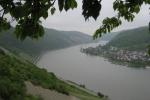 Rheinsteig #12 - Rast hoch über dem Rhein