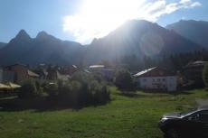 Karpaten - Busteni im Bucegi-Gebirge