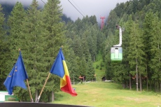 Karpaten - Seilbahn Busteni-Babele