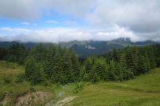 Karpaten - Bucegi-Gebirge