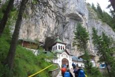 Karpaten - Ialomitei-Kloster