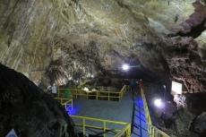 Karpaten - Ialomitei-Höhle