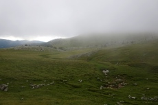 Karpaten - Im Bucegi-Gebirge