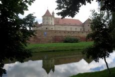 Karpaten - Festung in Fagaras