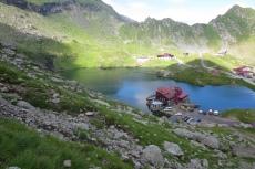Karpaten - Balea-Hütte
