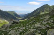 Karpaten - Balea-Tal
