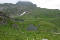 Karpaten - Capra-See