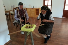 Karpaten - Kleines Privatmuseum in der Pension
