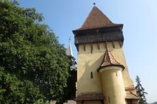 Karpaten - Kirchenburg von Biertan