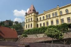 Karpaten - Schäßburg