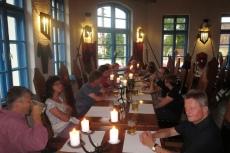 Karpaten - Mittelalterliches Restaurant in unserer Pension