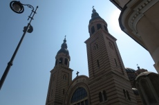 Karpaten - Orthodoxe Kathedrale Hermannstadt