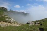 Karpaten - Sender auf dem Costila (2498m)