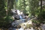Karpaten - Ialomita-Fluss
