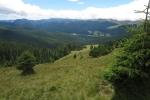 Karpaten - Blick ins Ialomita-Tal
