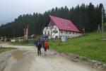Karpaten - Salvamont Padina Hütte