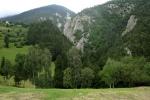 Karpaten - Blick in die Zarnesti-Schlucht