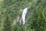 Karpaten - Balea-Wasserfall
