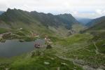Karpaten - Balea-Tal vom Capra-Sattel