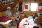 Karpaten - In der Hütte der Bergwacht