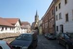 Karpaten - Stadtpfarrkirche Hermannstadt