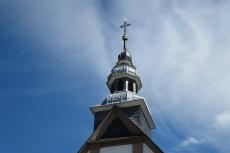 Sauersteig – Orketal Berge Runde – Medelon - Barockkirche in Berge