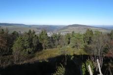 Sauersteig – Blick ins Land Runde - Usseln