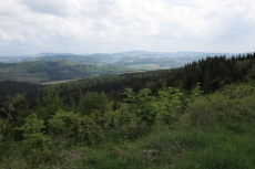 Sauersteig – Lörmecke-Turm-Pfad – Eversberg