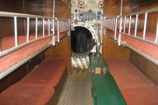 Schleswig-Holstein: Museums-U-Boot U995