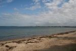 Schleswig-Holstein: Schilksee - Blick zum Marine-Ehrenmal