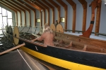 Schleswig-Holstein: Original-Wikingerschiff