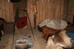 Schleswig-Holstein: Blick in ein Wikingerhaus