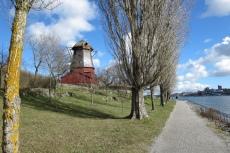 Alte Mühle in Djurgarden