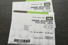 Indoor Hexentanz Festival