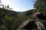 Traumschleife Layensteig Strimmiger Berg