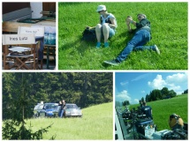 Kitzbüheler Alpen – Dreharbeiten für den Bergdoktor