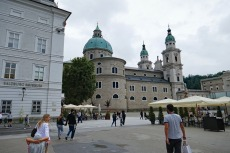 Stadtbesichtigung Salzburg - Salzburger Dom