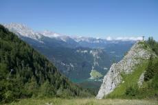 Schützensteig Klettersteig – Jenner
