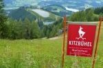 Kitzbüheler Alpen – Startbereich der Streif