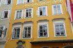 Stadtbesichtigung Salzburg - Mozarts Geburtshaus