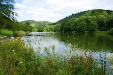 Uplandsteig – Trekkingabenteuer im Sauerland Tag #2  - Bömighauser Teich