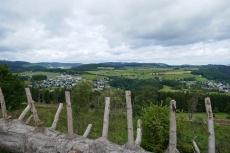 Uplandsteig - Trekkingabenteuer im Sauerland Tag #3 - Kahle Pön