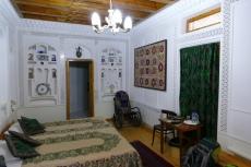 Usbekistan - Buchara - Unser Hotel