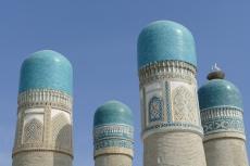 Usbekistan - Buchara - Koranschule Chor Minor