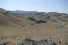 Usbekistan - Wanderung nach Khayat
